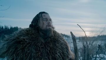 Leonardo DiCaprio The Revenant 2016 1
