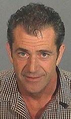 Mel Gibson pidätyskuva