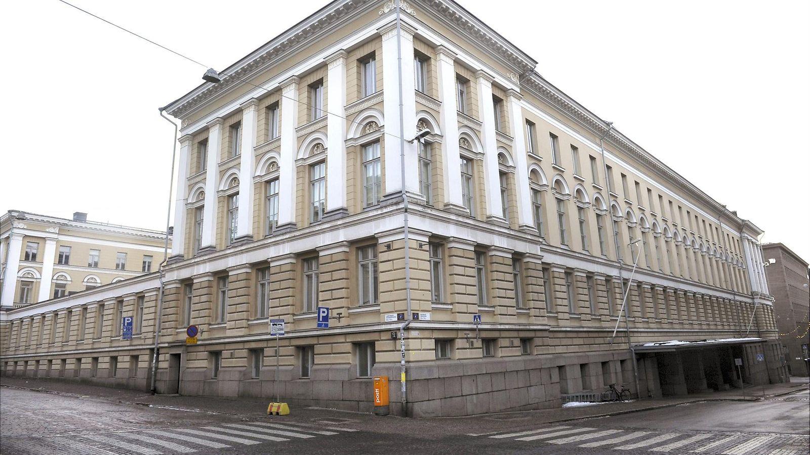 Harjoittelutuki Helsingin Yliopisto