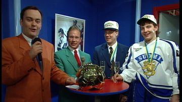 Olli Keskinen 1995 1