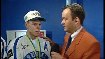Olli Keskinen 1995 2
