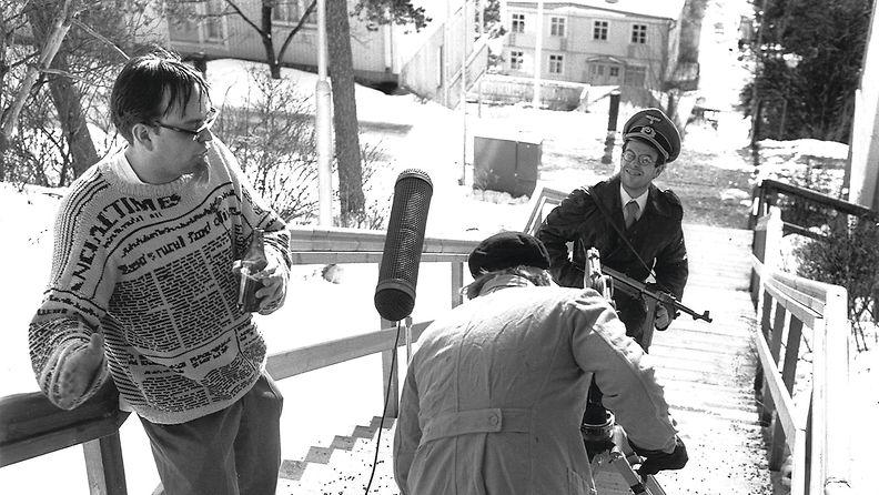 Olli Keskinen Kummeli 1992 2