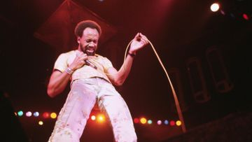 Maurice White Earth, Wind & Fire 1977