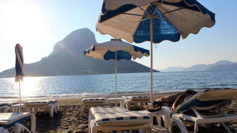 Kreikkalainen ranta