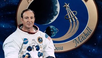 Edgar Mitchell astronautti apollo14