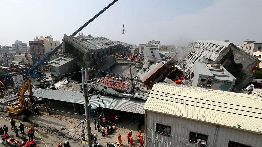 Maanjäristyksen Seuraukset