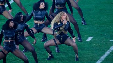 Super Bowl Beyoncé 2