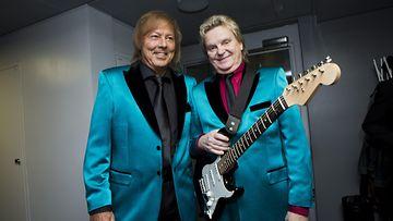 Danny ja Pepe Willberg
