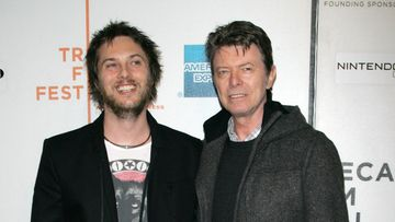 Duncan Jones & David Bowie 2009