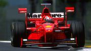Michael Schumacher, 1998, Ferrari, X-siivet, X wings