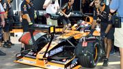 Arrows, 2001, A22, siipi, Monaco