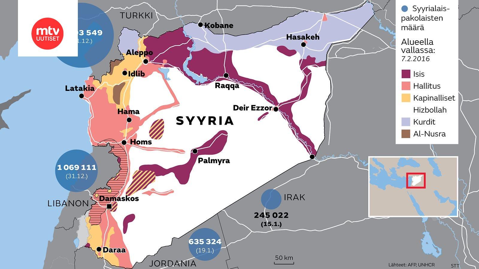 Syyrian Tulitauko Voi Kaatua Maarittelyyn Terroristiryhmista