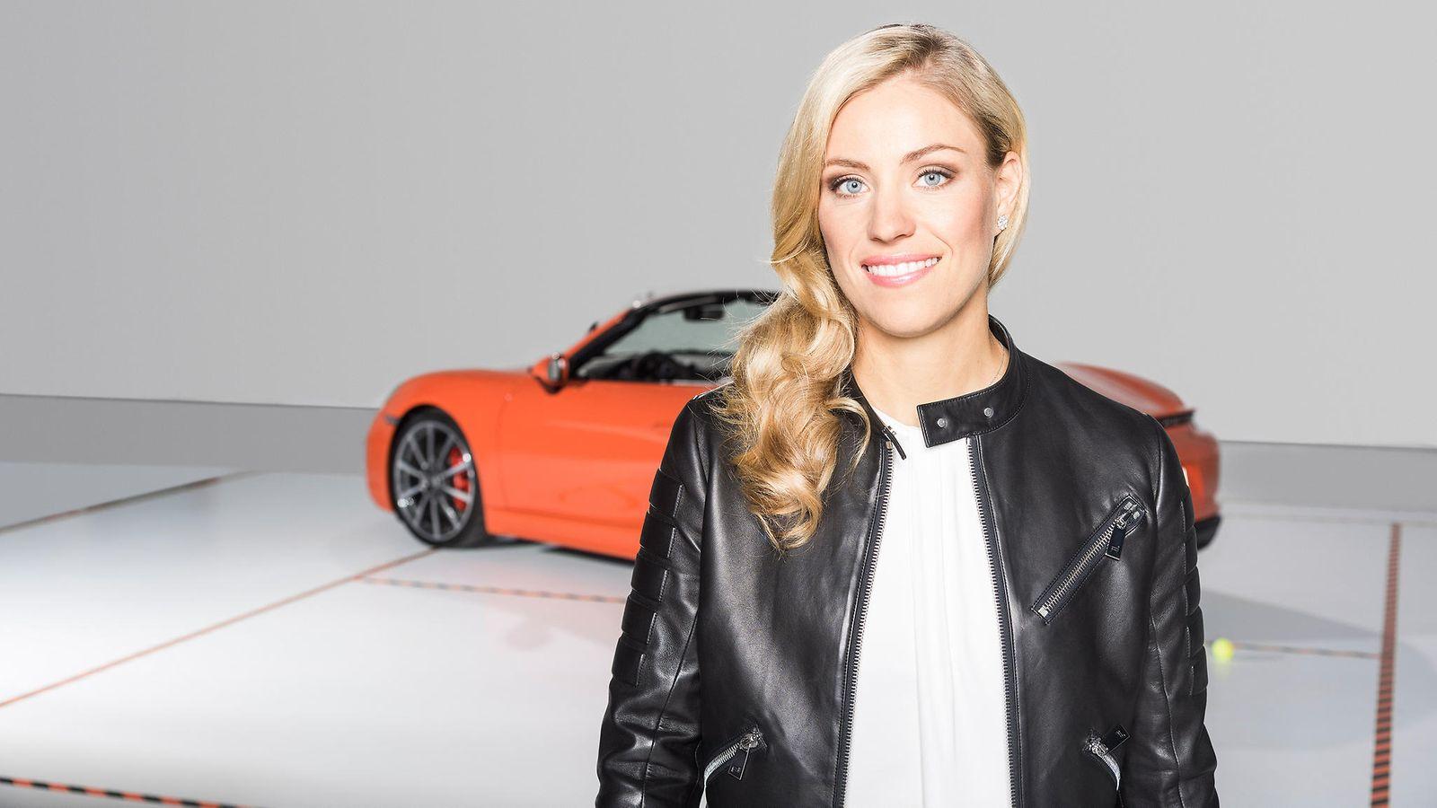 Silm 228 Karkkia Tennist 228 Hti Kerber Porsche Kuvauksissa Lifestyle Mtv Fi