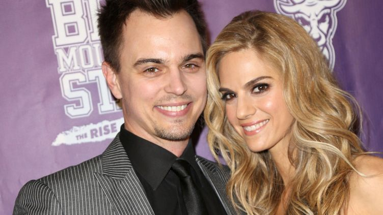 Darin Brooks ja Kelly Kruger