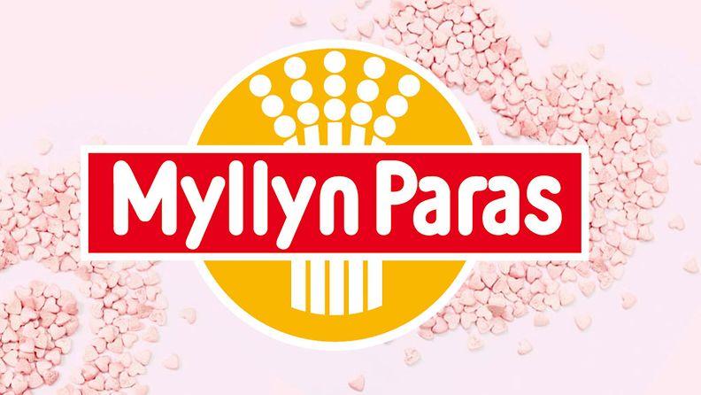 Myllyn Paras - logo - nostokuva