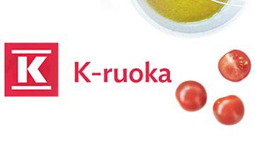 MTS K-ruoka logo nostokuva