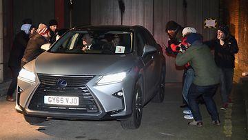 Lexus: Paparazzit