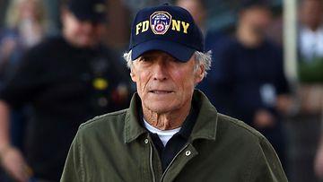 Clint Eastwood lokakuu 2015