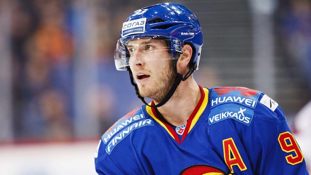 Jokerit nimesi tulevan kauden kapteenistonsa - KHL - Jääkiekko - Sport - MTV.fi