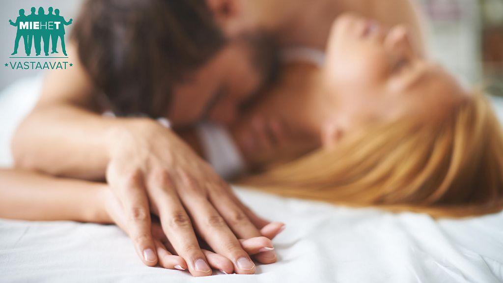 miesten seksiasut mies ja nainen