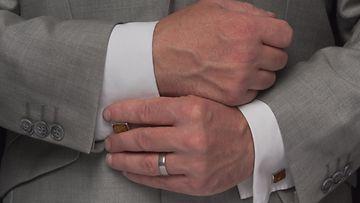 naimisissa, sormus, mies