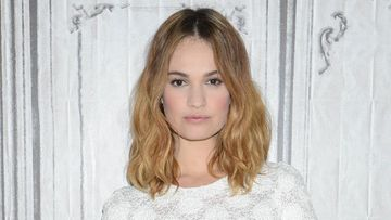 Lily James (1)