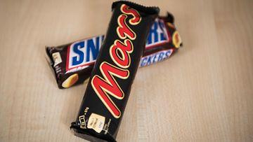 Mars Snickers suklaapatukka