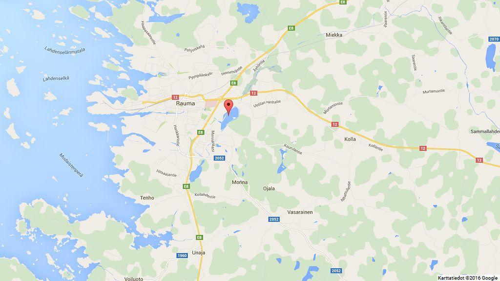 Raumalla Lenkkipolulla Pahoinpidelty Nainen Yha Sairaalassa