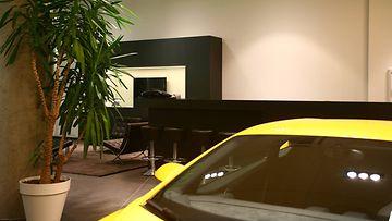 Tallinnan Lamborghini-myymälä 3