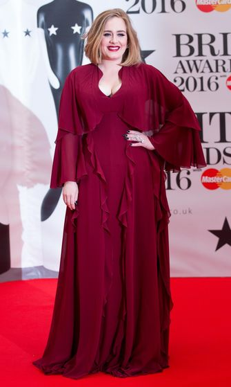 Adele Brit awards