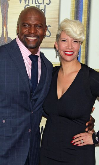 Terry Crews, Rebecca King