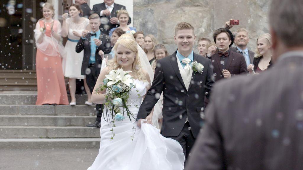 Suomen ihanimmat häät sanna ja ville