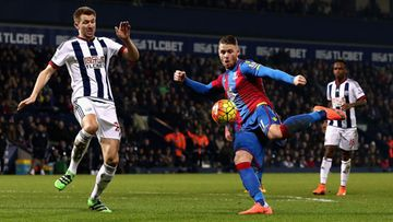 Connor Wickham, Crystal Palace