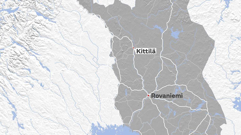 Tulipalo Yli 600 Metrin Syvyydessa Euroopan Suurin Kultakaivos