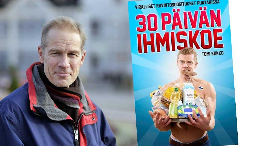 Mikael Fogelholm