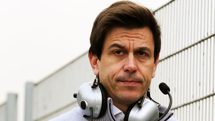 Toto Wolff 2016
