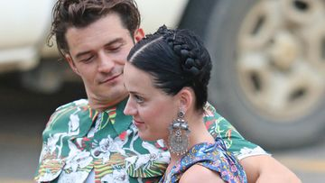 Orlando Bloom ja Katy Perry 29.2.2016 VAAKA