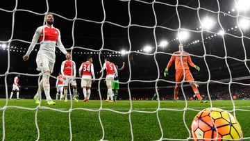 Arsenal v Swansea City 2016