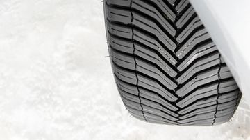 Michelin CrossClimate -rengas.