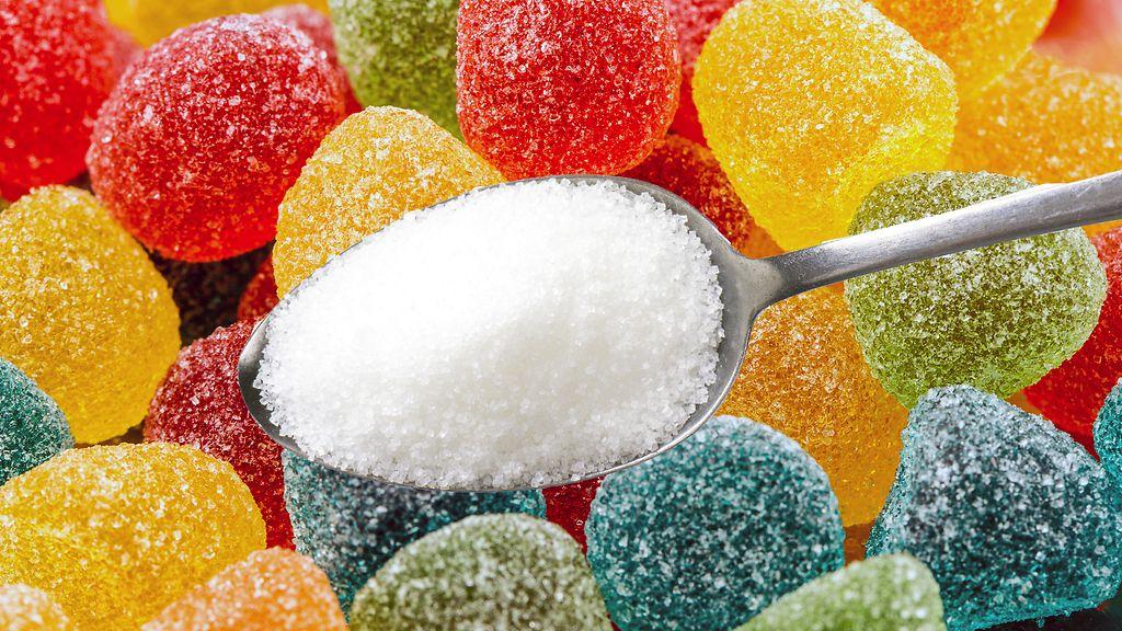 Sokerin Määrä