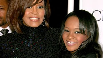 Whitney Houston ja Bobbi Kristina 2011