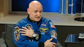 Scott Kelly astronautti