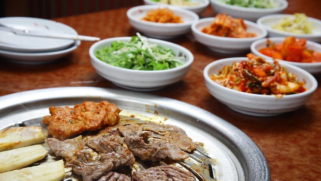 Korealainen Ruoka