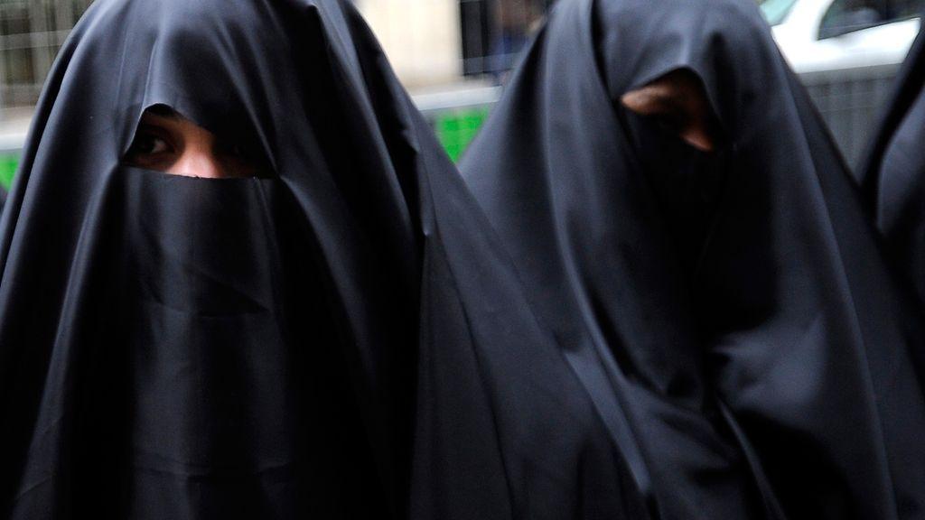 Näissä Euroopan maissa on nyt burkakielto