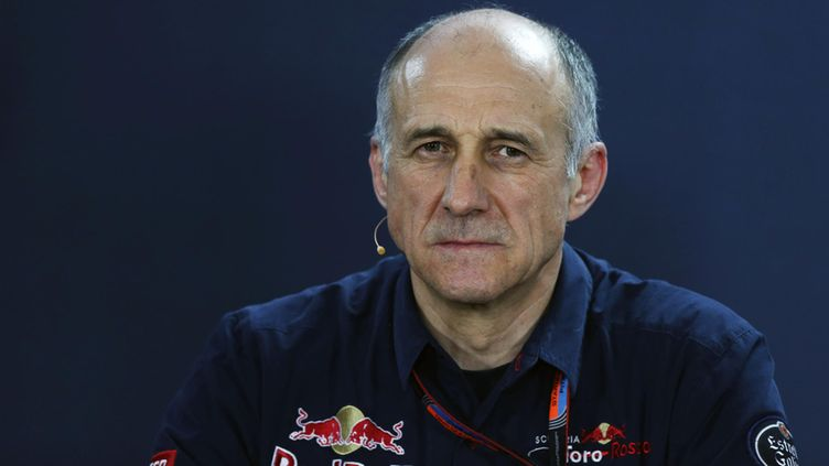 Franz Tost 2016