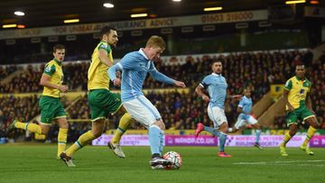 Norwich - Manchester City