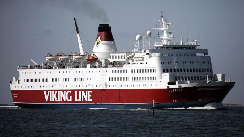 rosella, viking line, ruotsinlaiva