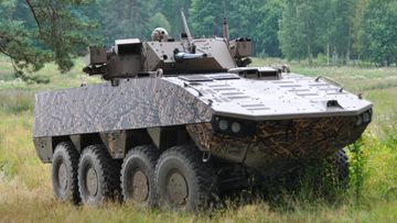 Patria AMV XP IFV picture 4