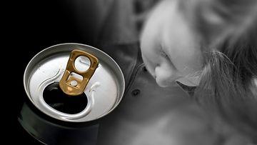 Lapsi, alkoholi