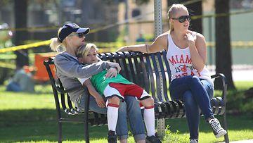 Gwen Stefani ja MindyMann